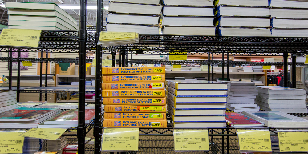 Buy or Rent your Textbooks