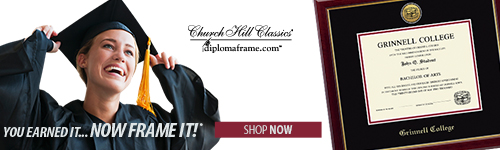 Church Hill Classics - Diploma Frames