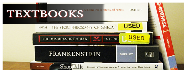 Find your Textbooks Here!