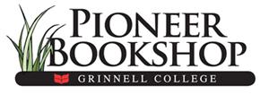 Pioneer Bookshop, Grinnell College logo