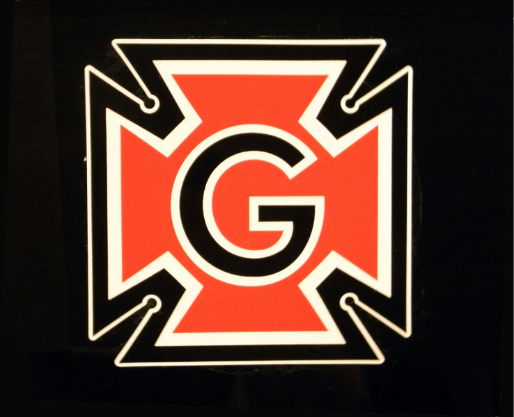Honor G Decal
