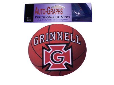 Honor G Basketball Decal