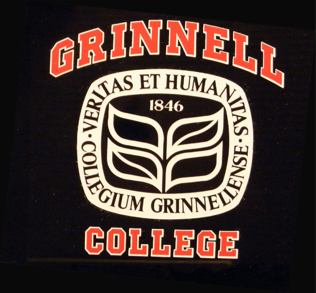 The College Seal Decal