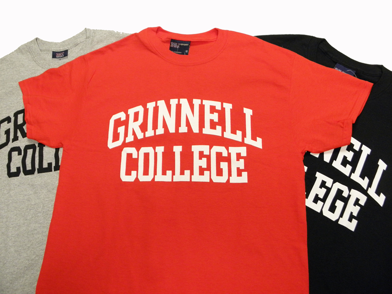 The Basic Grinnell College T-Shirt