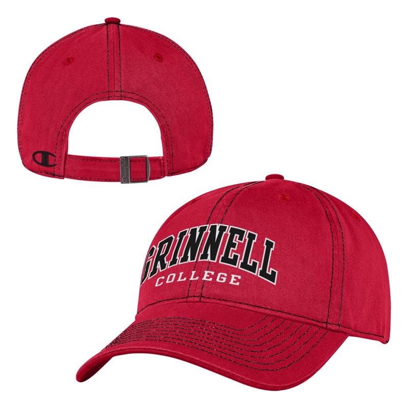 Champion Grinnell College Hat (SKU 110332716)