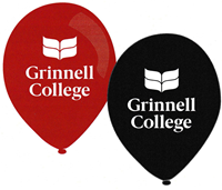 Grinnell College Balloons