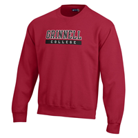 Big Cotton Crewneck Sweatshirt