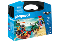 playmobil Carry Case- Pirate Raider