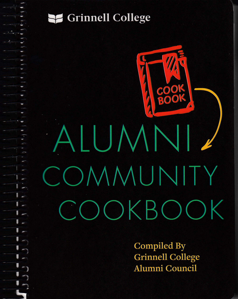 Alumni Community Cookbook (SKU 1111891616)