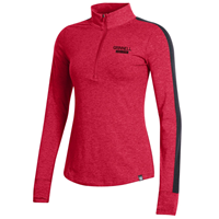 Ladies Ascend 1/4 Zip Pullover