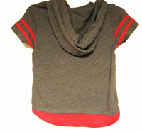 Toddler LOVE Hooded T-shirt