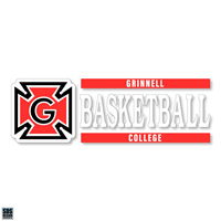 "Rectangle 7"" x 3"" Sports Decals"