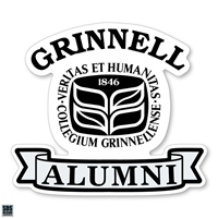 "6"" Decal for Alumni"