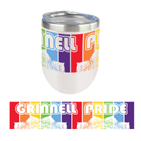 Grinnell Pride Travel Sipper