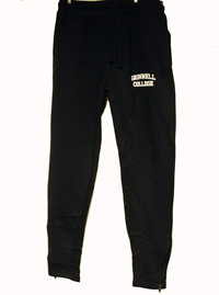 Zip Ankle Sweatpant