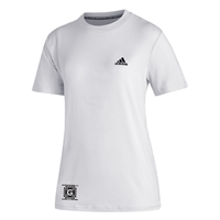Adidas Ladies Must Have 3 Stripe Tee