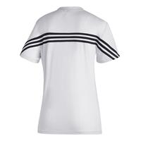 Adidas Ladies Must Have 3 Stripe Tee