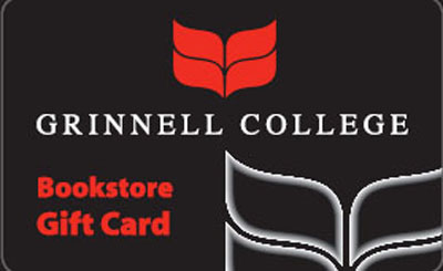 Grinnell College Bookstore Gift Card